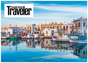 Conde Nast Traveler | Η Πάρος στα πέντε κορυφαία νησιά του κόσμου!