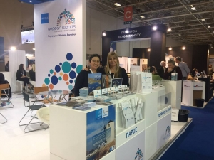 Η Πάρος στην Athens International Tourism Expo