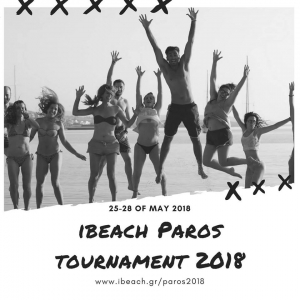 Έρχεται το 2ο iBeach Paros Tournament